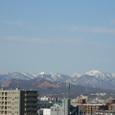 札幌岳の残雪